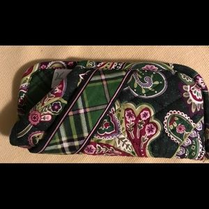 Vera Bradley eye glass case